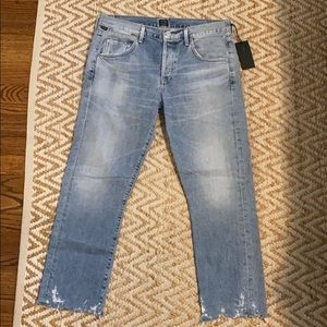 NEW Citizens of Humanity Emerson Denim size 28